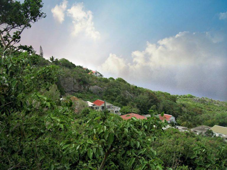 Lower Hell's Gate View - Albert & Michael - Saba Island Properties