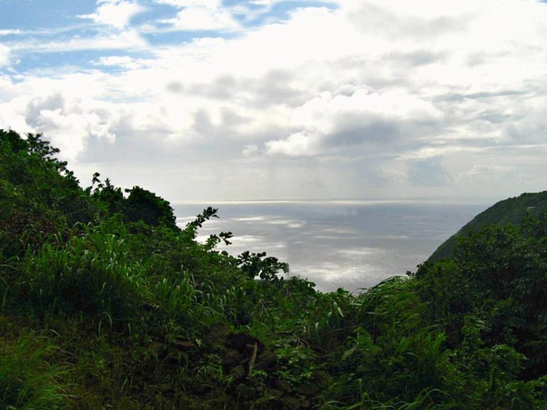 Mount Scenery Road Lots For Sale - Albert & Michael - Saba Island Properties
