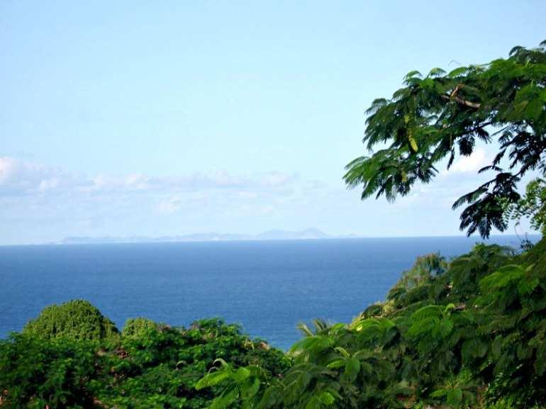 Statia Land For Sale Estates Section - Albert & Michael - Saba Island Properties (+599) 416 -2777