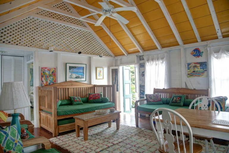 Effie Cottage Windwardside -For Sale- Albert & Michael - Saba Island Properties