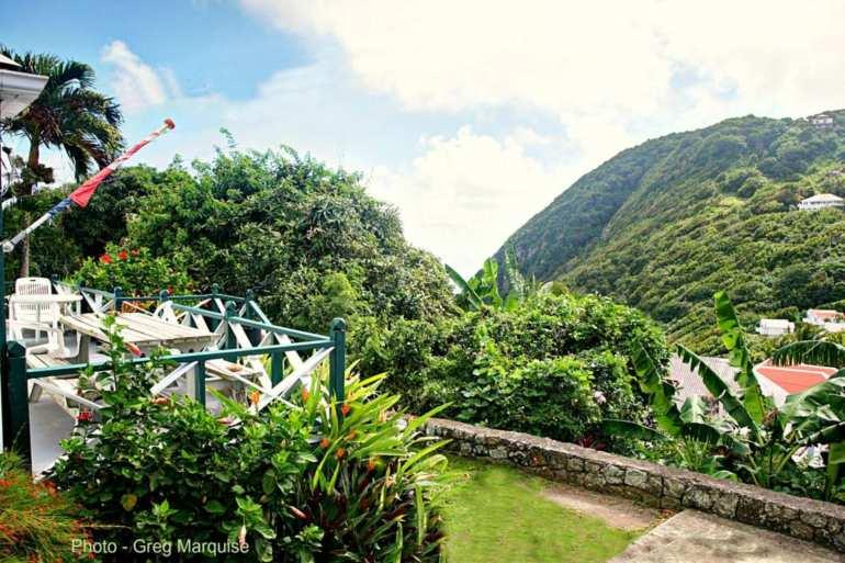Effie Cotttage - For Sale - Albert & Michael - Saba Island Properties (+599) 416 2777