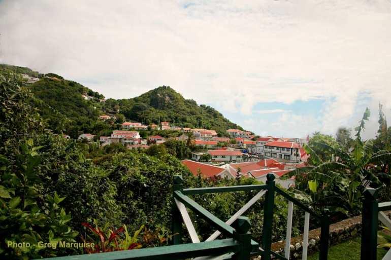 Effie Cottage For Sale - Albert & Michael - Saba Island Properties (+599) 416 - 2777