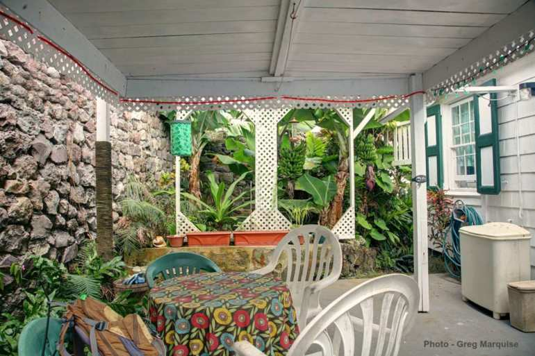 Effie Cottage For Sale - Albert & Michael - Saba Island Properties - (+599) 416 - 2777