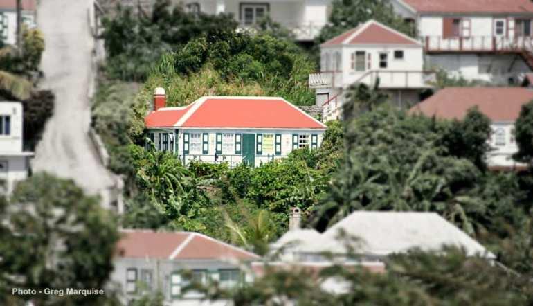 Effie Cottage Windwardside - Albert & Michael - Saba Island Properties - (+599) 416 - 2777