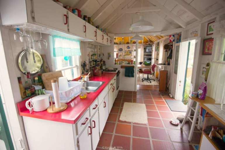 Effie Cottage Saba -For Sale - Albert & Michael - Saba Island Properties (+599) 416 - 2777