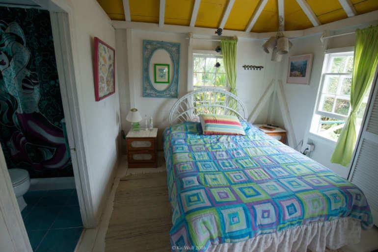 Effie Cottage - For Sale - Albert & Michael - Saba Island Properties - (+599) 416 - 2777