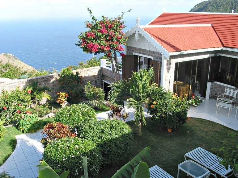 Island View Villa Saba - Albert & Michael Saba Island Properties