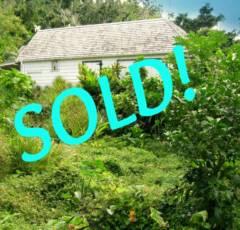 Rendez-Vous Land Sold - Albert & Michael - Saba Island Properties