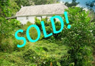 Rendez-Vous Land Sold - Albert & Michael - Saba Island Properties