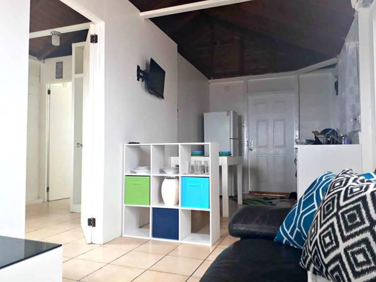Suann's Cottage Rental - Albert & Michael - Saba IslandProperties