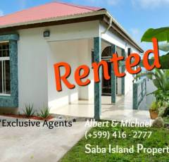 Upper Hell's Gate Home - Albert & Michael - Saba Island Properties