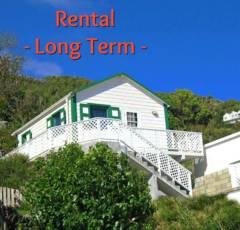 Suann's Cottage - Long Term Rental - Albert & Michael - Saba Island Properties