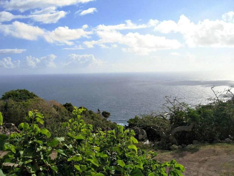 Suann's Cottage For Rent - Albert & Michael - Saba Island Properties