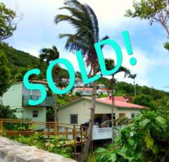 Windwardside Home SOLD - Albert & Michael - Saba Island Properties