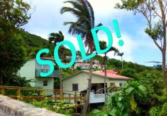 Windwardside Home SOLD - Albert & Michael - Saba Island Properties