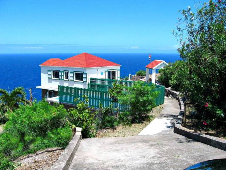 Rental Home - Lower Hell's Gate - Albert & Michael - Saba Island Properties