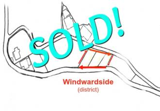3 Windwardside Lots Sold - Albert & Michael - Saba Island Properties