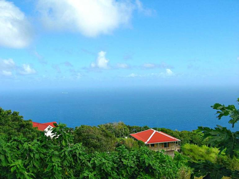 Hell's Gate Home Rental - Albert & Michael - Saba Island Properties