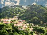 Windwardside 3 Lots Sold as One - Albert & Michael - Saba Island Properties