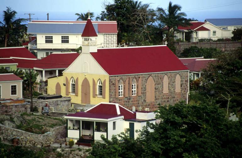 Windwardside Saba - Albert & Michael Saba Island Properties