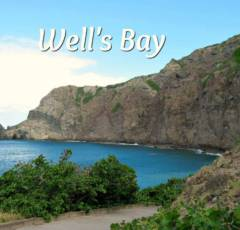 Well's Bay Land - For Sale - Albert & Michael - Saba Island Properties