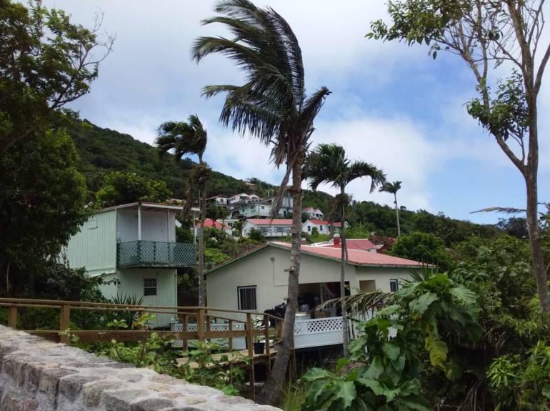 Windwardside Home - Albert & Michael - Saba island Properties