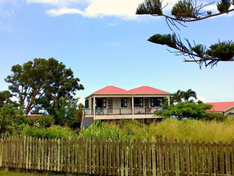 Green Gates - Albert & Michael - Saba Island Prperties