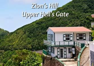Zion's Hill Home - For Sale - Albert & Michael - Saba Island Properties