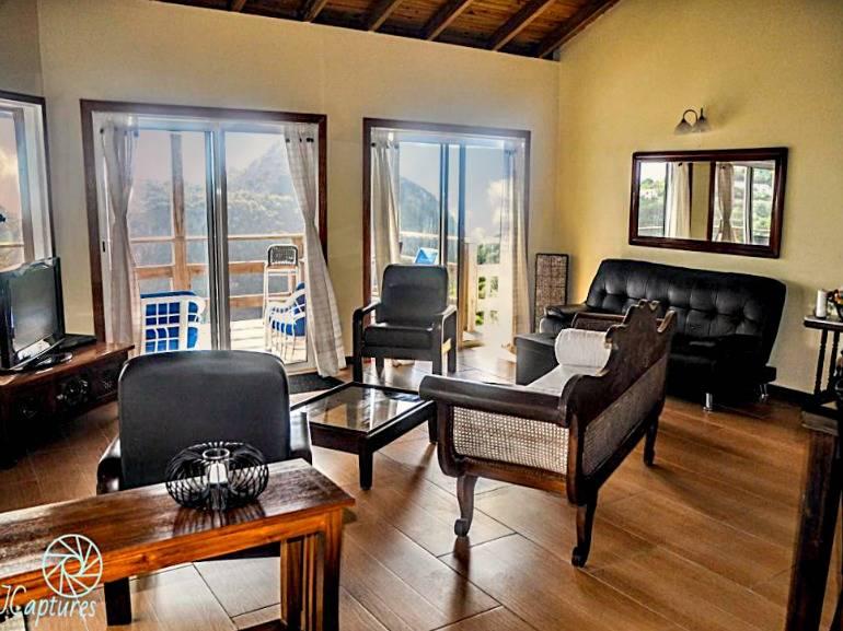 Troy Hill Villa - For Sale - Albert & Michael - Saba Island Properties