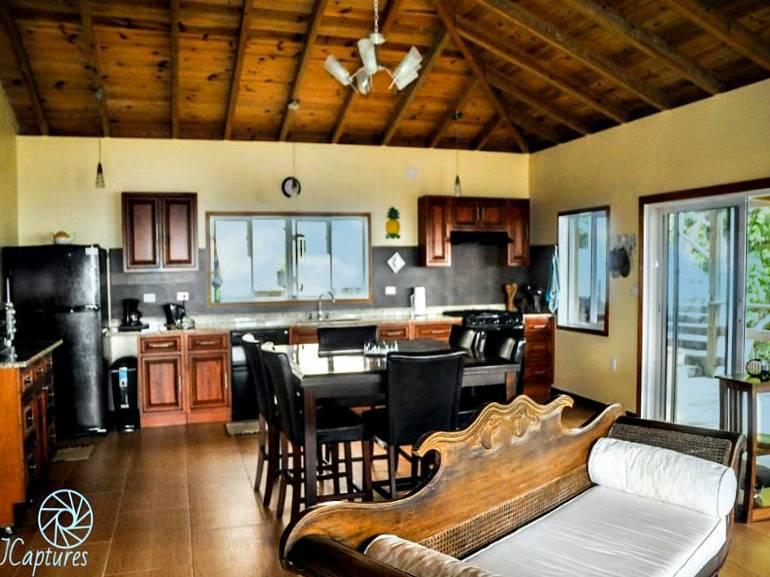Troy Hill Villa - For Sale - Albert & Michael- Saba Island Properties