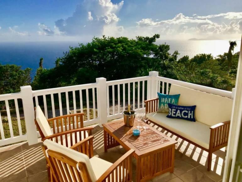 Coudbreak Villa - Vacation Rental - Albert & Michael - Saba Island Properties