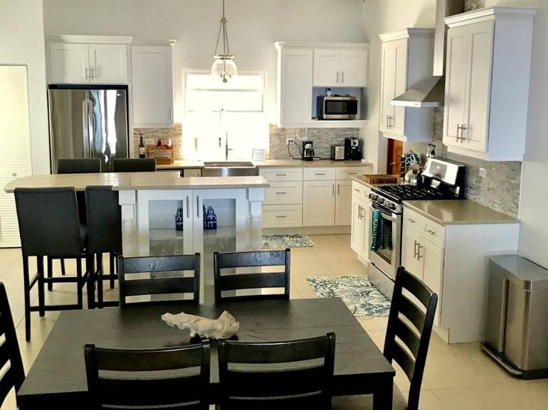 Cloudbreak Villa - For Rent - Albert & Michael - Saba Island Properties