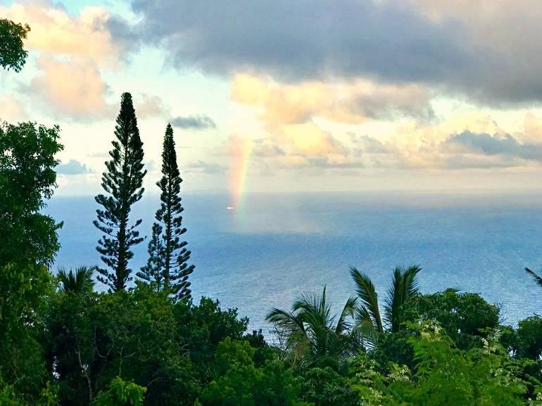 Cloudbreak Villa - Vacation Rental - Albert & Michael - Saba Island Properties -