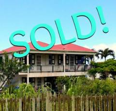 Green Gates Apartment Building -SOLD- Albert & Michael - Saba Island Properties
