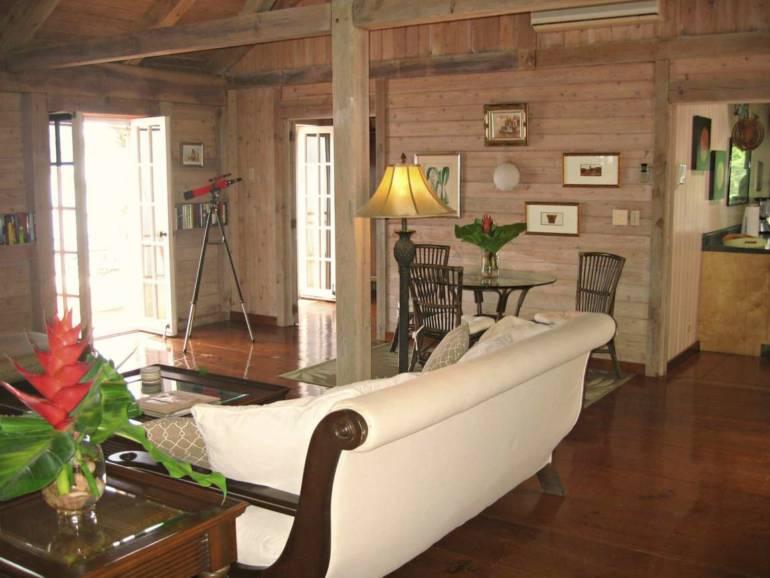 Hummingbird Villa - For Sale - Albert & Michael - Saba Island Properties