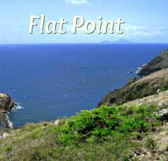 Flat Point Land - For Sale - Albert & Michael - Saba Island Properties