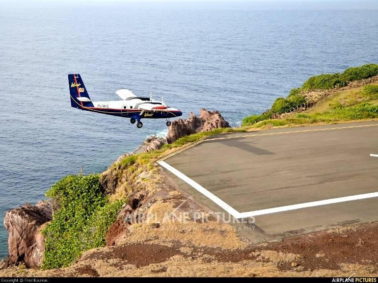 Winair - Albert & Michael - Saba Island Properties
