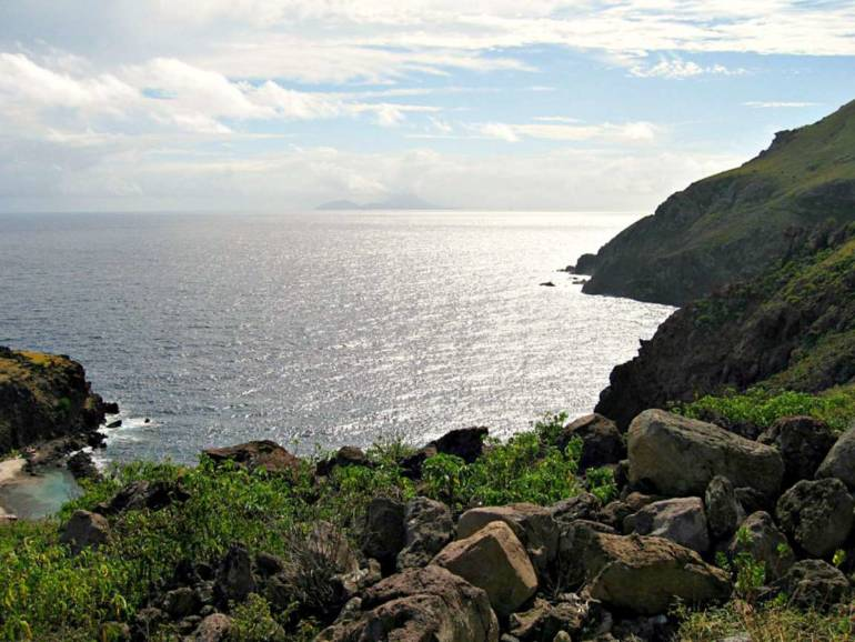 Windsong Lot - For Sale - Michael & Albert - Saba Island Properties