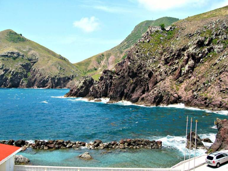 Cove Bay Saba - Albert & Michael - Saba Island Properties