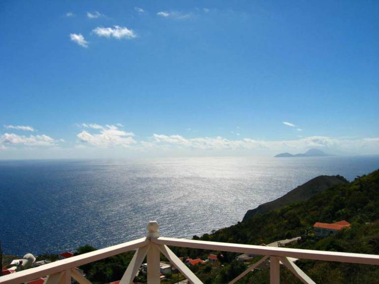 The Gate House -For Sale - Albert & Michael - Saba Island Properties