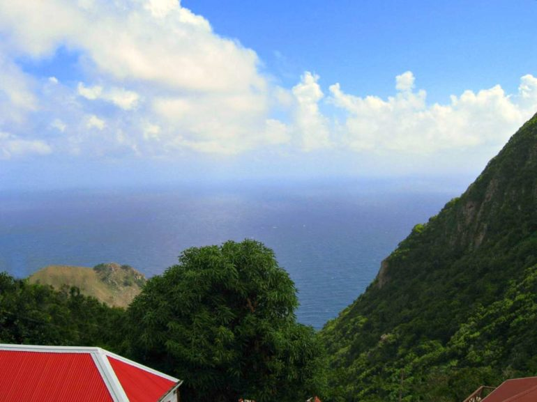Sea View Cottage - For Sale - Albert & Michael - Saba Island Properties