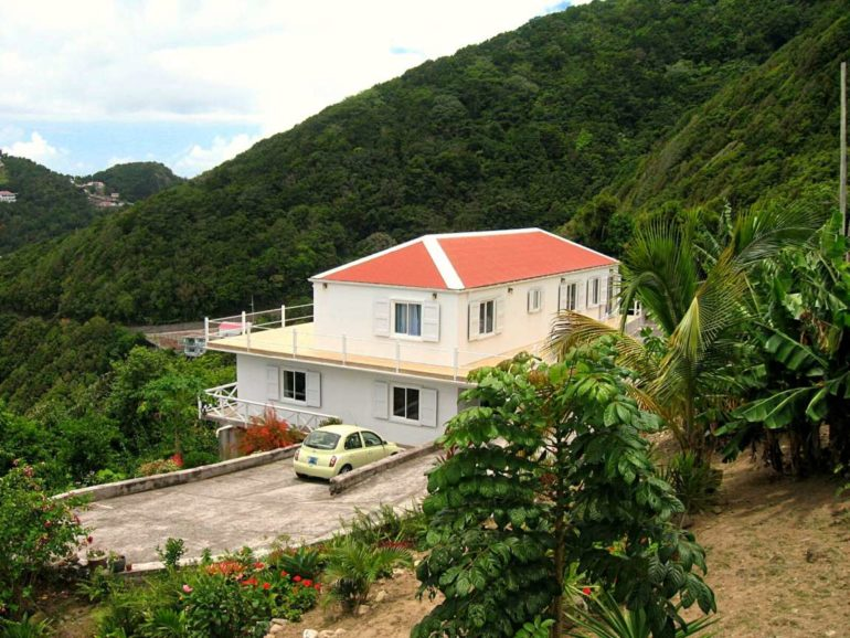 Hawksview - For Sale - Albert & Michael - Saba Island Properties