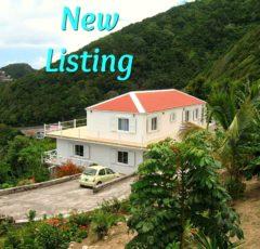 Hawksview - For Sale - Albert & Michael - Saba Island Properties