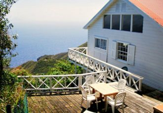 The Piano House - For Rent - Albert & Michael - Saba Island Properties