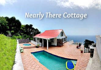 Neaarly There Cottage - For Sale - Albert & Michael - Saba Island Properties