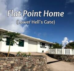 Flat Point Home - For Sale - Albert & Michael - Saba Island Properties
