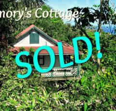 Emory's Cottage - Sold - Albert & Michael - Saba Island Properties