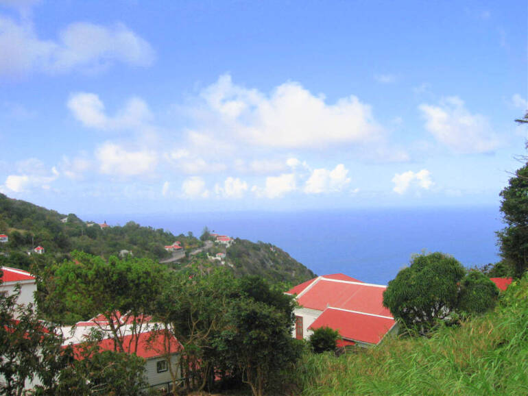 Center Point Cottage - For Sale - Michael & Albert - Saba Island Properties