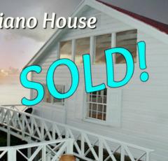 The Piano House - SOLD! - Albert & Michael - Saba Island Properties