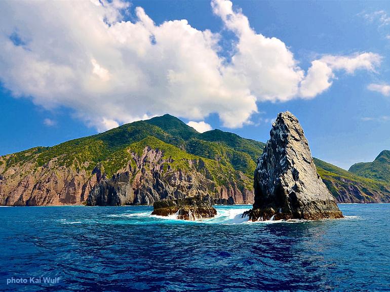 Saba is a Place for Rejuvenation - Albert & Michael - Saba Island Properties